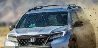 Хонда Пасспорт 2019 года – среднеразмерная копия Пилот