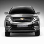 Chevrolet Captiva 2019 – американский кроссовер в двух модификациях