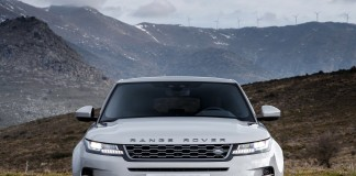 Рэндж Ровер Эвок 2019 года – стильный внедорожник с огромным выбором дизельных моторов