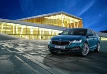 Шкода Октавиа 2020 – семейный универсал с турбомотором на 1,4 л, современным мультимедиа и круиз-контролем от ₽1,4 млн