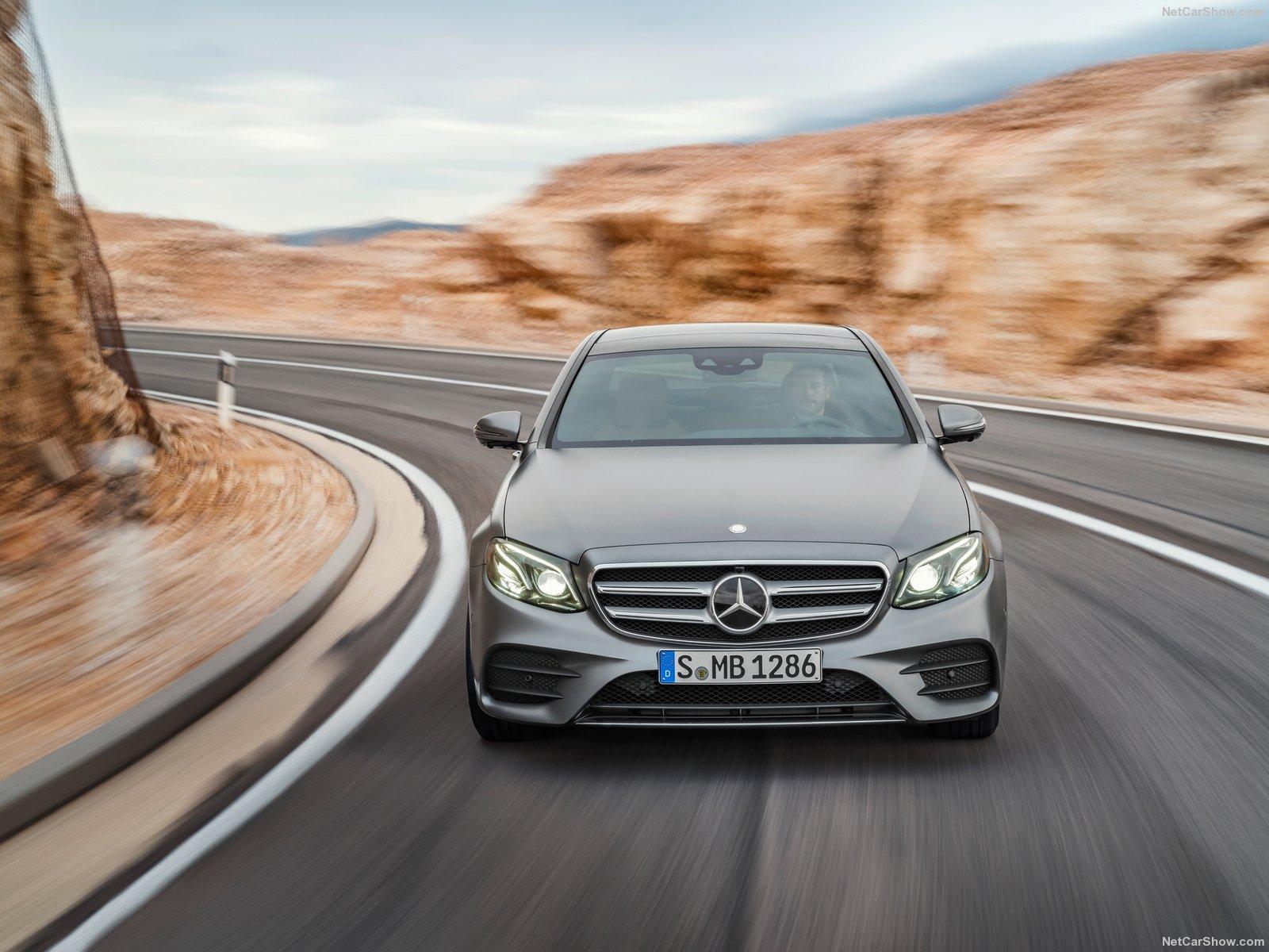 Mercedes-Benz E-Class 2020 Новый кузов. Фото, цены, характеристики