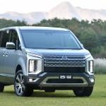 Митсубиши Делика 2020 - легендарный 8-местный минивэн в совершенно новом кузове и турбированным мотором уже на рынке